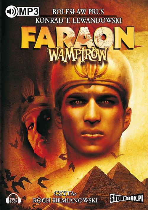 Faraon wampirów  (Audiobook) (Audiobook) Lewandowski Konrad T.