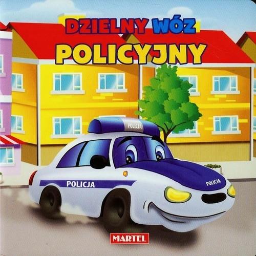 Pojazdy - Dzielny wóz policyjny praca zbiorowa