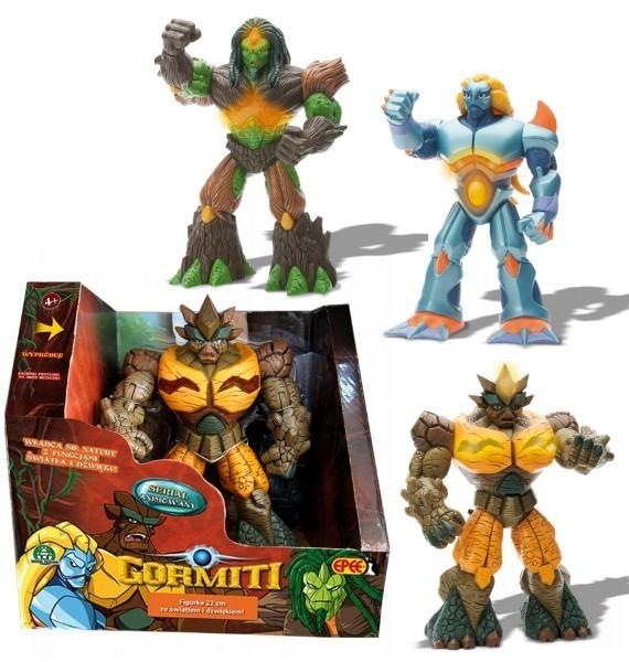 EPEE Gormiti FS1 Figurka ze światłem