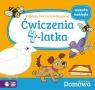 Ćwiczenia 4-latka. Domowa Akademia Pietruczuk-Bogucka Elżbieta