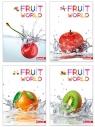 Brulion Dan-Mark A5/96k. # Fruit oprawa twarda
