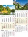 Kalendarz 2013 Trójdzielny Jednoplanszowy SB7