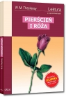 Pierścień i róża (Uszkodzona okładka) wydanie z opracowaniem i William Makepeace Thackeray