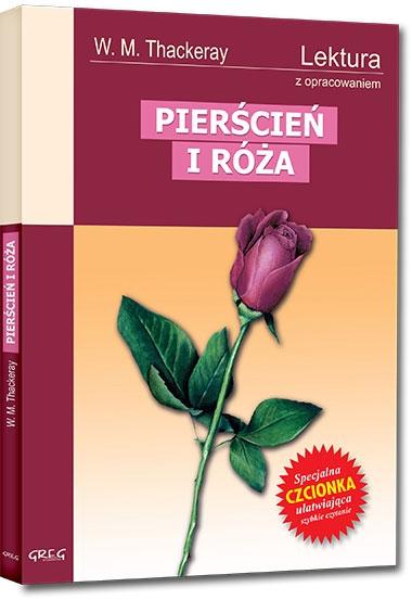 Pierścień i róża William Makepeace Thackeray