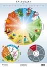 Kalendarz Kreatywna plansza