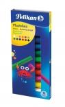 Plastelina Pelikan 12 kolorów (602327)