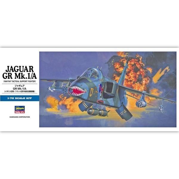 HASEGAWA Jaguar GR.Mk. 1 /A