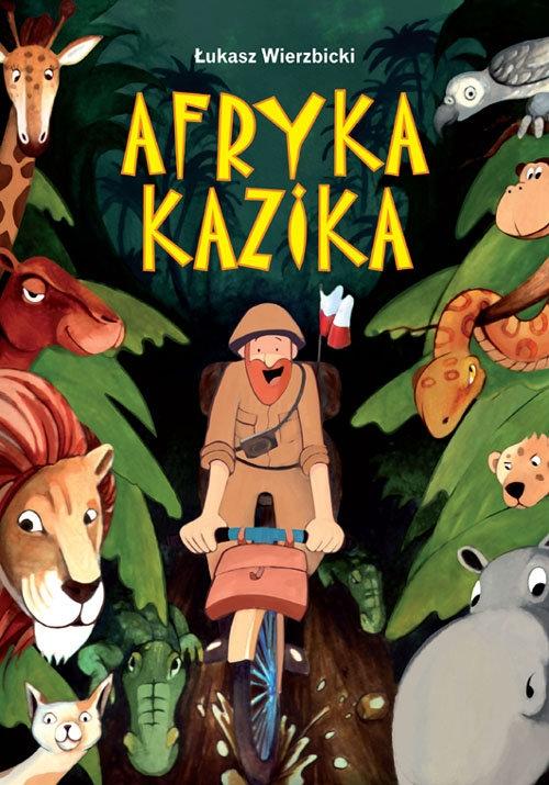 Afryka Kazika Wierzbicki Łukasz
