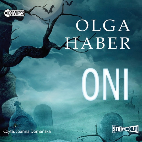 Oni wyd.2  (Audiobook) Haber Olga