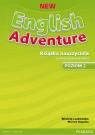 New English Adventure PL 2 Teacher's Book with Teacher's eText (do wersji wieloletniej)