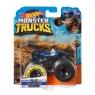 Hot Wheels Monster Trucks: Pojazd 1:64 - Twin Mill (FYJ44/GJD77) Wiek: 3+
