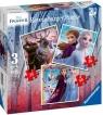 Puzzle 3w1: Frozen 2 (030330) Wiek: 4+