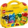 Lego Classic: Kreatywna walizka (10713) Wiek: 4+