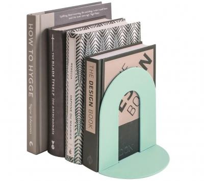 Book End Podpórka pod książki miętowa