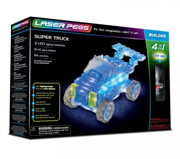 4 in 1 Super Truck (41013)