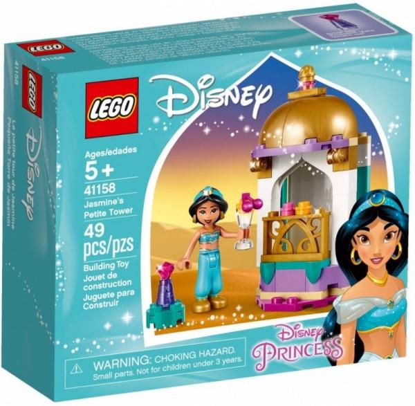Lego Disney Princess: Wieżyczka Dżasminy (41158)