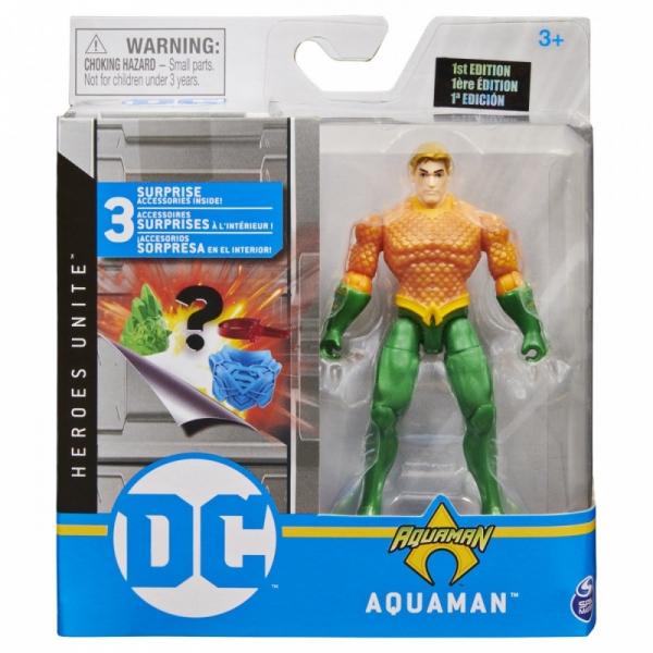 Figurka DC 10 cm Aquaman S2 V1 M1 (6056331/20126024)