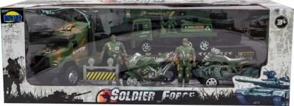 Zestaw wojskowy w pudełku (02433)