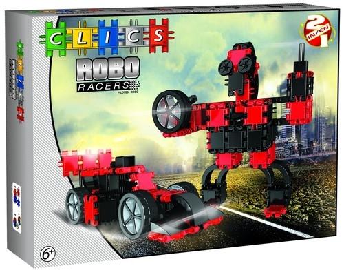 Clicstoys RoboRacer Red