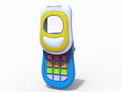 Telefonik muzyczny dla malucha 16cm