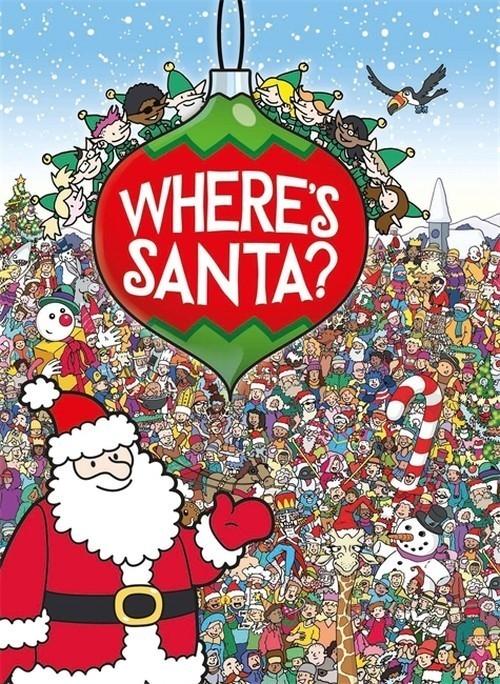 Where's Santa? Jones Bryony