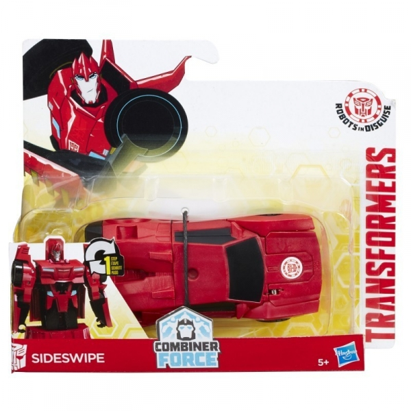 TRANSFORMERS Robots in Disguise, One Step Sideswipe (B0068/C0899)