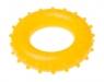 Tullo, Krążek rehabilitacyjny 7,2 cm, żółty (433)