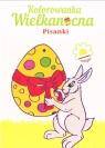 Kolorowanka Wielkanocna. Pisanki praca zbiorowa