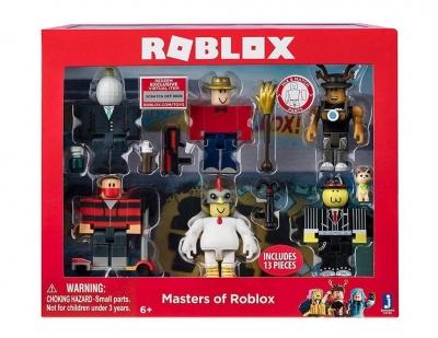 Roblox - figurki Mistrzowie 6/PAK