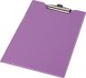 Deska A5 Focus pastel fioletowy