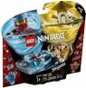 LEGO Ninjago: Spinjitzu Nya & Wu (70663) Wiek: 7+