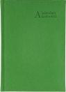Kalendarz akademicki A5 2020/2021 Denim zielony