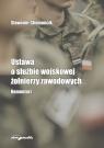 Ustawa o służbie wojskowej żołnierzy zawodowych Komentarz Chomoncik Sławomir