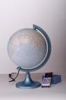 Globus konturowy z objaśnieniem, podświetlany 250 mm