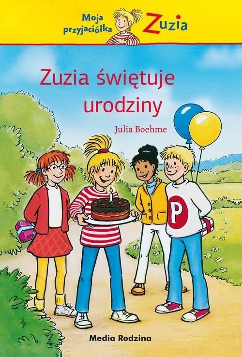 Zuzia świętuje urodziny Boehme Julia