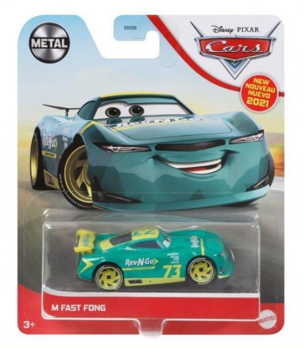 Pojazd Auta M Fast Fong (DXV29/GRR64)
