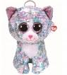 Fashion Sequins cekinowy plecak Whimsy - kot (95033)