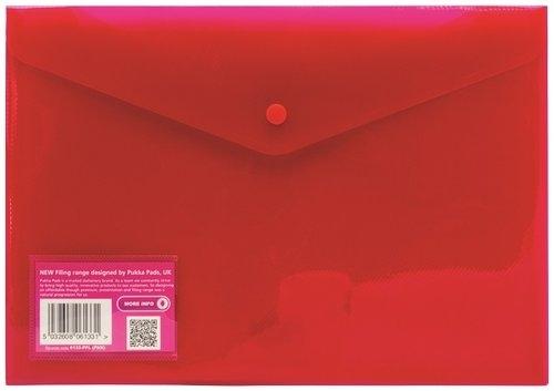 Koperta A4 Pukka Pad Róż