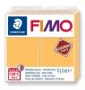 Masa Fimo Leather effect 57g żółty szafran