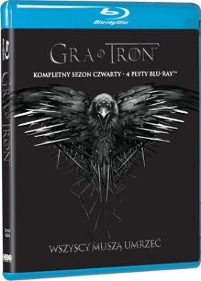 Gra o Tron. Sezon 4 (4 Blu-ray)