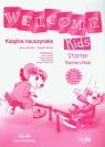 Welcome Kids Starter Teacher's Book Szkoła podstawowa Dooley Jenny, Evans Virginia