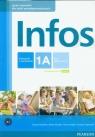 Infos 1A. Podręcznik z ćwiczeniami z płytą CD kurs podstawowy + Serzysko Cezary, Sekulski Birgit, Drabich Nina