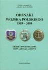 Odznaki Wojska Polskiego 1989-2009
