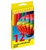 Kredki ołówkowe ECO, 12 kolorów (170-2302)