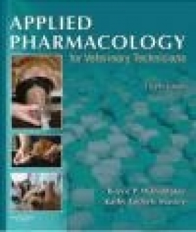 Applied Pharmacology for Veterinary Technicians Kathy Massey, Boyce Wanamaker