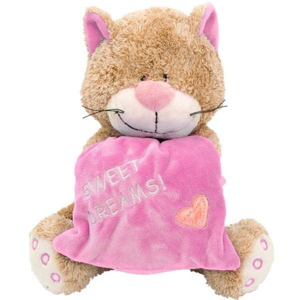 BEPPE Kot z poduszką 23 cm