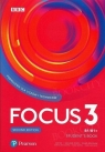 Focus 3 2ed. SB + kod Digital Resources + eBook