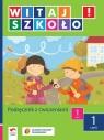 Witaj szkoło 1 Podręcznik z ćwiczeniami część 1 szkoła podstawowa Korcz Anna