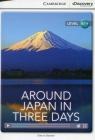 Around Japan in Three Days High Beginning Book with Online Access