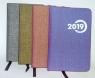 Kalendarz 2019 Terminarz 9x14 Płótno 3D